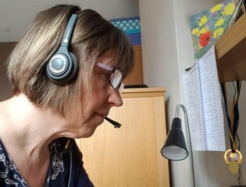 Hospice celebrates donation for digital care