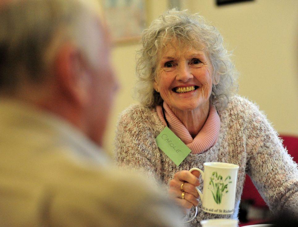 Carole-Major-chatting-over-coffee