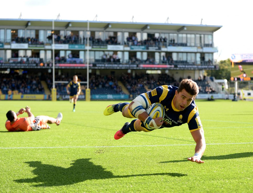 Worcester Warriors v Newcastle Falcons 021016