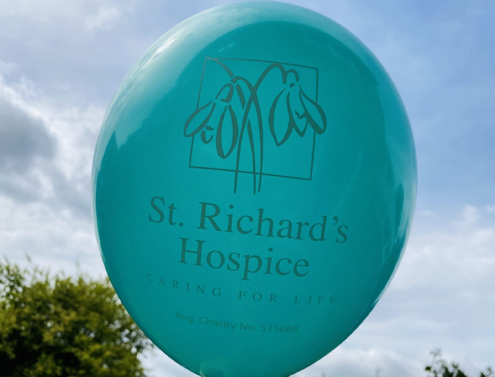 LOVE IS IN THE AIR FOR WORCESTERSHIRE HOSPICE