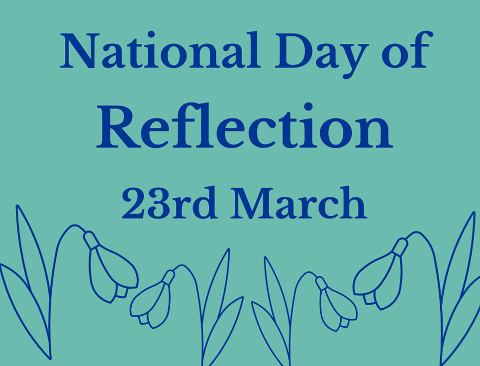 ST RICHARD'S HOSPICE SUPPORTS NATIONAL DAY OF REFLECTION