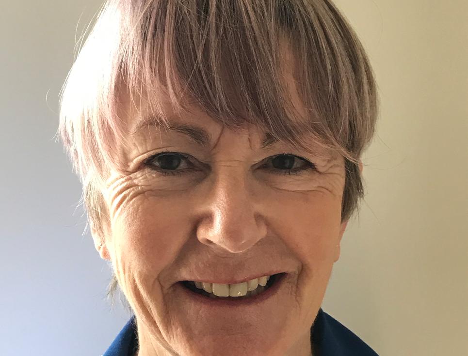 Anne O'Shea